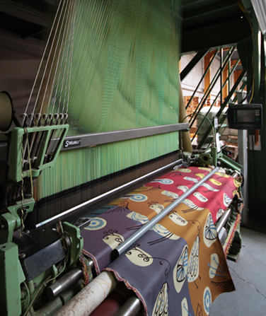 Fabrics for furniture